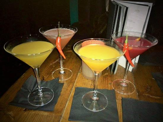Happy Hour Martinis! - Picture of Dirty Martini Covent Garden, London ...