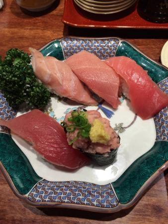 Moromori Sushi Katamachi