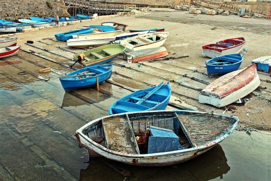 Alloggio in Villa Cristina: Barche presso il Castello - Gallipoli