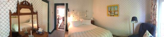 Mecklenburgh Inn: Bedroom