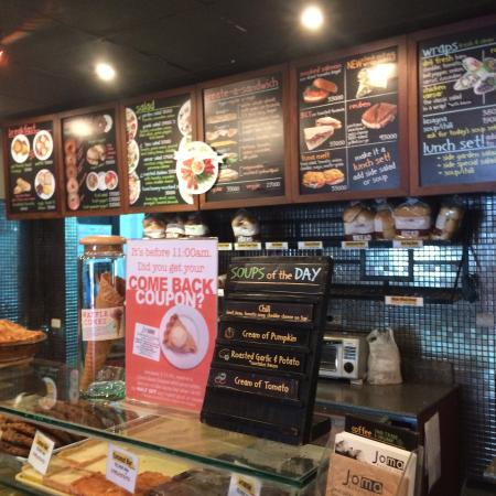 Joma Bakery Cafe Vientiane