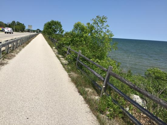 Mariners Trail & Rawley Point Bike Trails