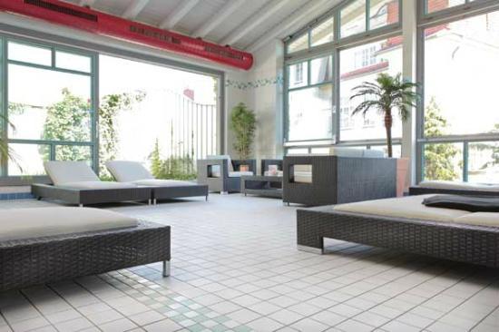BEST WESTERN Residenz Hotel: Ruhebereich