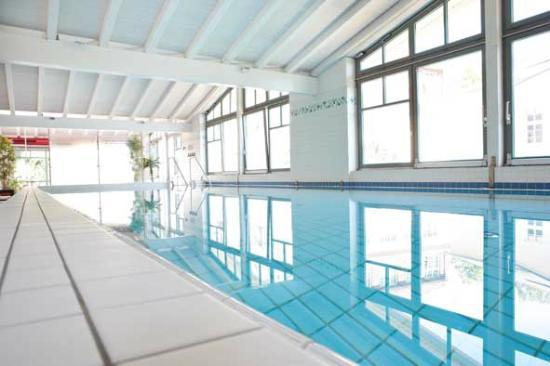 BEST WESTERN Residenz Hotel: Schwimmbad
