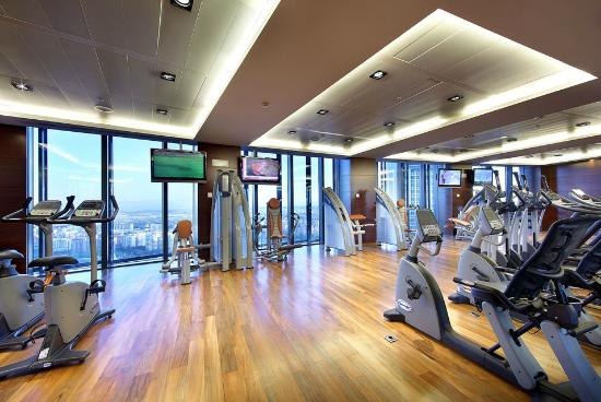 Foto de eurostars madrid tower madrid gimnasio tripadvisor for Gimnasio 24h madrid