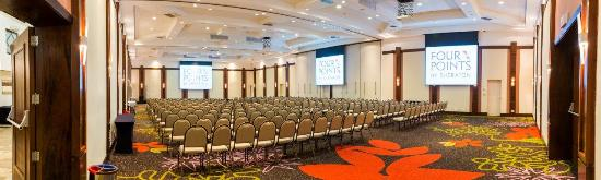 Four Points by Sheraton Curitiba: Paraná- meeting room