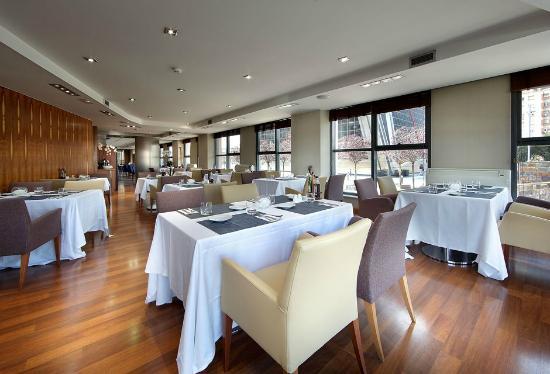 Hotel Exe Plaza: Comedor