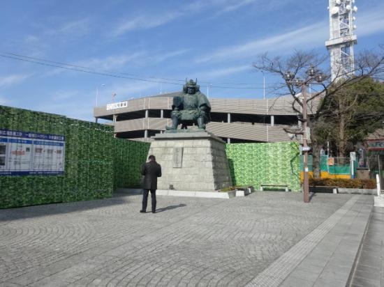 Takeda Shingen Statue: 外観