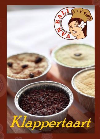 Van Bali Klappertaart & Brownies