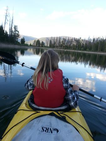 Foto de Kayak Lake Dillon