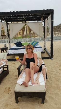 Pueblo Bonito Pacifica Golf & Spa Resort: Rent the Day Bed. You'll love it!