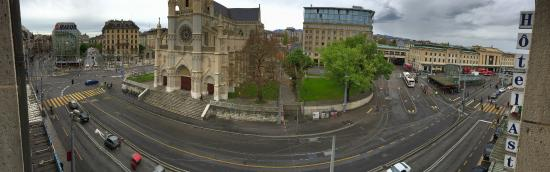 View from 4th floor