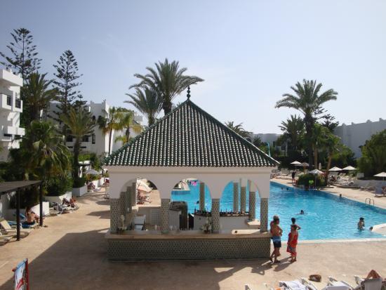 VClub Agadir: Piscine