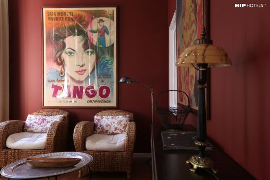 Villa Provence : Forhus værelse