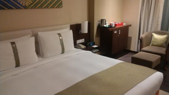 Holiday Inn Pune Hinjewadi : Camera