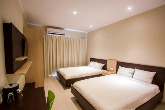 Curacao Airport Hotel: double room