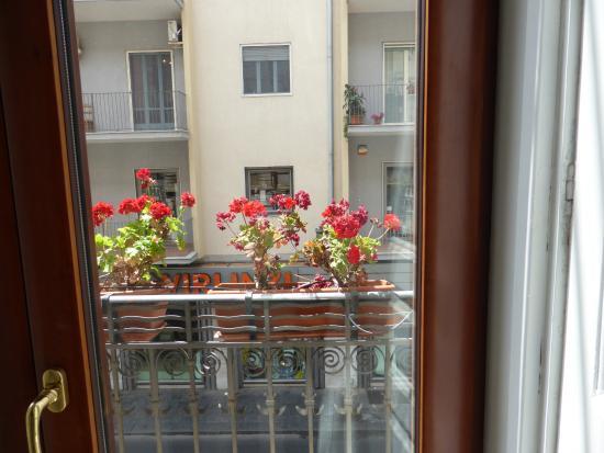 Antiche Volte: Balcony