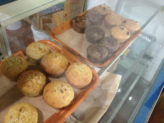 lavija panaderia: So many goodies, but hurry! They go fast!