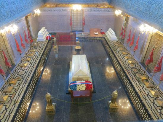 Image result for hassan ii tomb