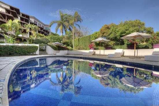 Hotel Alta Las Palomas: pool area