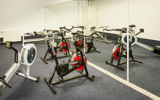 WestCord ApartHotel Boschrijck: Fitness ruimte
