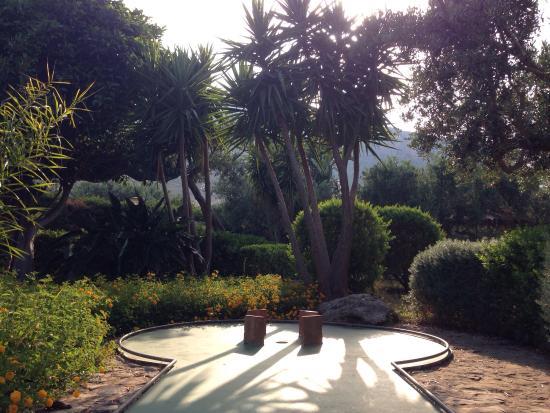 Minigolf Scopello Green Garden: Minigolf green garden 2015