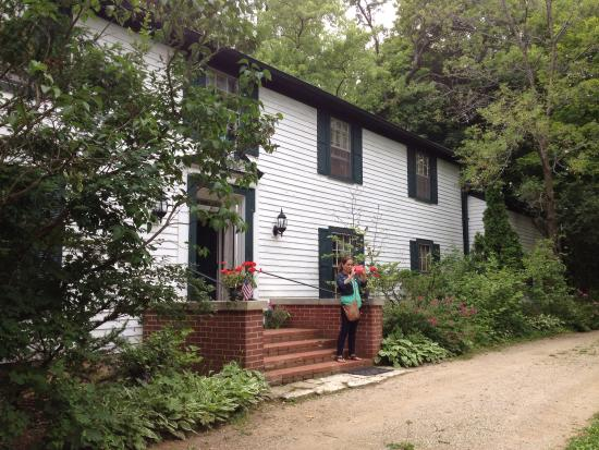 General Boyd's Bed and Breakfast : Country charm at it's best.