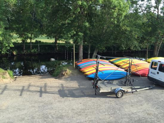 Maison du Canoe