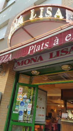Mona lisa domont 25 avenue du lycee restaurant for Hotel domont