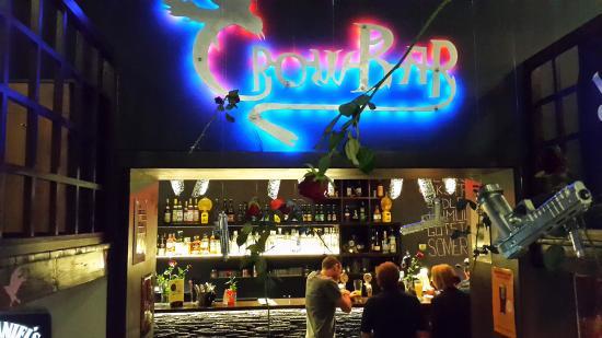 Crow Bar V19