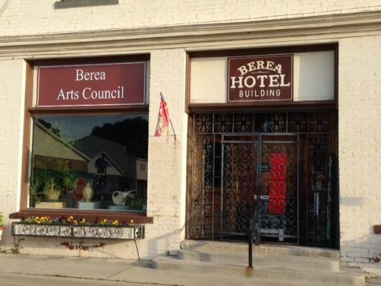 Berea, KY: Located in Old Town