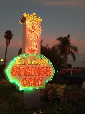 Cafe El Cholo