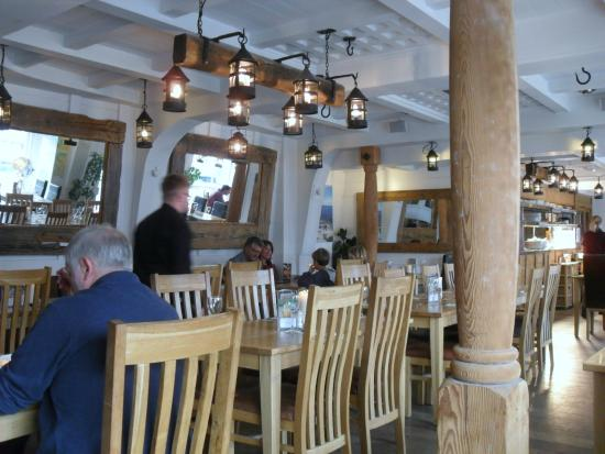 our delicious meal. - picture of the ship inn, weymouth - tripadvisor