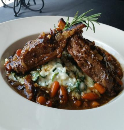 Norton Shores, มิชิแกน: Pork Osso Bucco....our specialty!