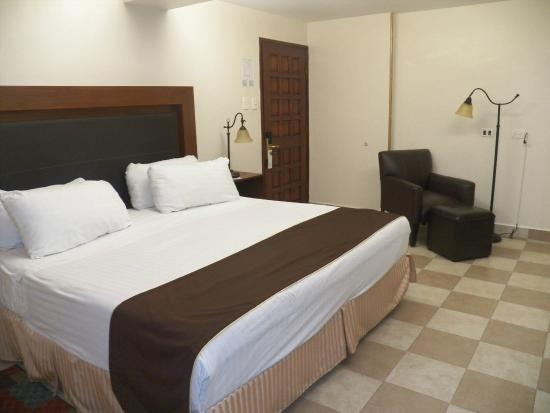 Best Western Hotel Plaza Matamoros: hab king