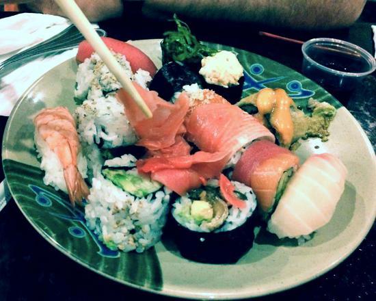 Pleasing Sakura Hibachi Buffet North Myrtle Beach Restaurant Home Interior And Landscaping Pimpapssignezvosmurscom