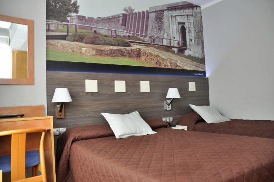Hotel Ciutadella: habitacion estandar