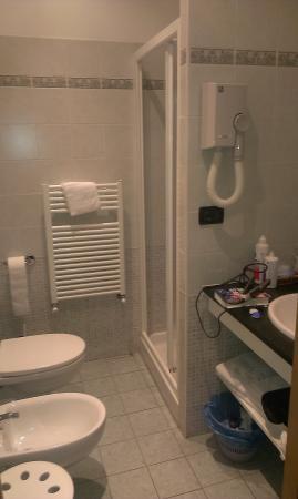 Hotel San Nicola: bagno