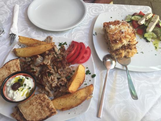 Picture of liondi traditional greek for Authentic greek cuisine