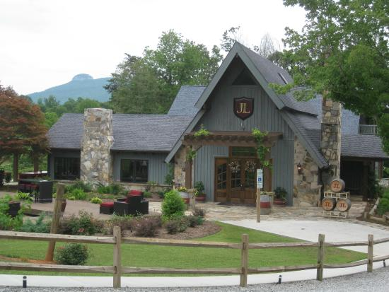 Winery In Nc With Restaurant