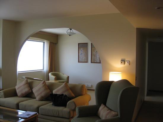 The Galleria Residence : livingrooms