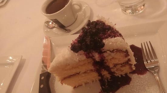 Delicious Cake at Arugula
