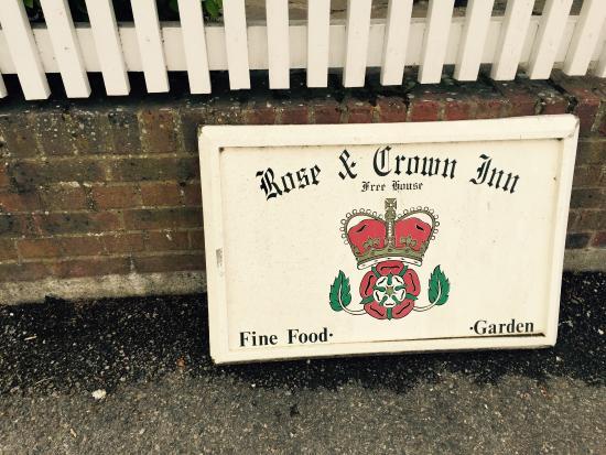 The Rose & Crown : photo0.jpg