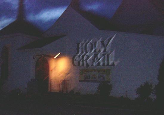 The Holy Grail照片