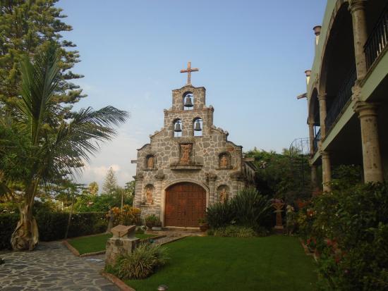 Villa del Angel Bed and Breakfast : chapel