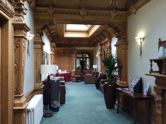 Salisbury Green Hotel : Lounge vor dem Dining Room