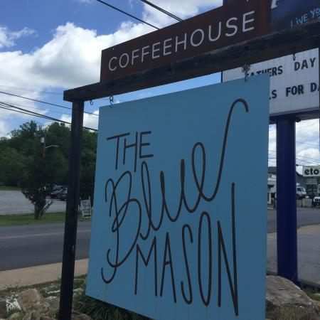 ‪Blue Mason Coffee‬