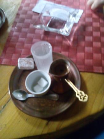 Jajce, Bosnië en Herzegovina: coffee