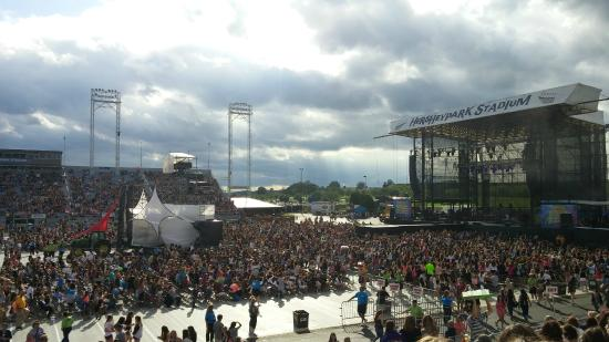 Show Of The Summer Hersheypark Stadium Picture Of