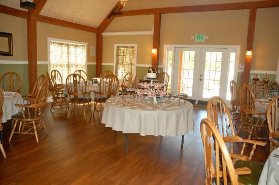 Westville, อินเดียน่า: Corporate Meetings & Family Gatherings